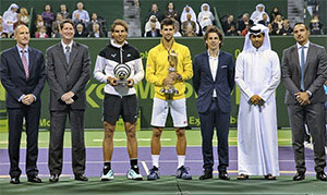 ATP Qatar Open Winner 2017
