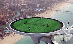 ATP Dubai Tennis Championships Winner 2017