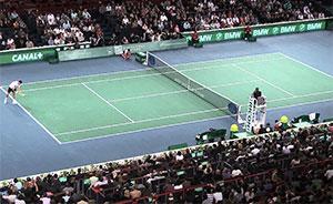 ATP Rolex Paris Masters Winner 2017