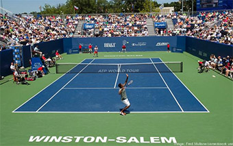 ATP Winston-Salem Open Winner 2017